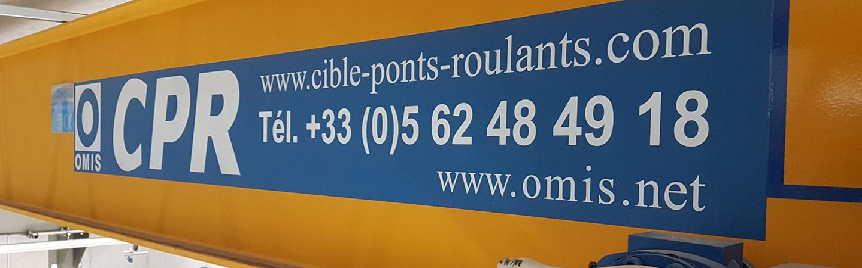 Fabricant Ponts Roulants