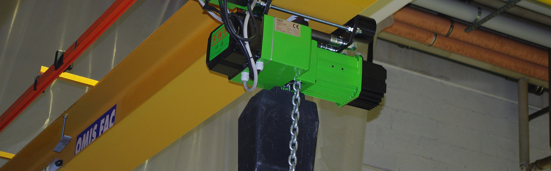 Palan électrique Pau